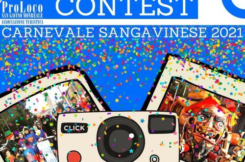 Photo Contest per il Carnevale Sangavinese 2021
