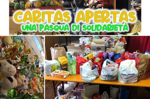 Caritas Apertas, un successo! I ringraziamenti degli organizzatori
