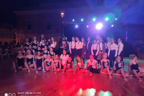 Estate sangavinese, lo sport riparte con le giovani atlete di Dafne, Fantasia e Progetto Danza
