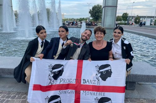 Campionati Italiani di Danza Sportiva, grande prova degli atleti di Progetto Danza